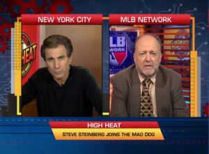 Chris Russo and Steve Steinberg
